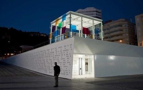 Après Malaga, le Centre Pompidou compte s'exporter sur d'autres continents | Clic France | Scoop.it