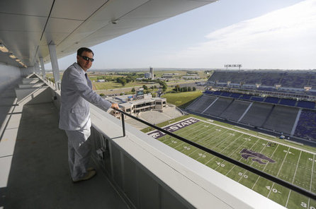 K-State shows athletic surplus for fourth straight year, reports record expenses - Kansas City Star | All Things Wildcats | Scoop.it