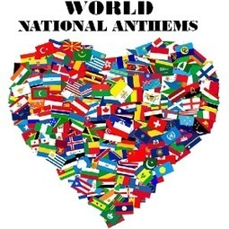National Anthem mp3 Free Downloads LYRICS AND FLAGS FROM AROUND THE WORLD | e-mail Forwards | Scoop.it