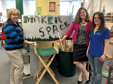Where the Magic Happens: library maker programs | The Maker Issue | School Library Advocacy | Scoop.it