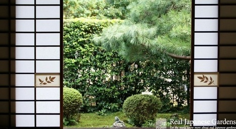 First e-Book About the Japanese Garden Funda-in is Released - Broadway World | A Love of Japanese Gardens | Scoop.it