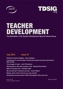 IATEFL Teacher Development SIG newsletter | TELT | Scoop.it