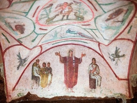 The Archaeology News Network: Evidence of female priesthood in early Christianity | RS | Scoop.it