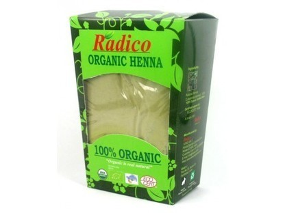 Buy Certified Organic Henna | Herbal and Natural Hair Color | Scoop.it