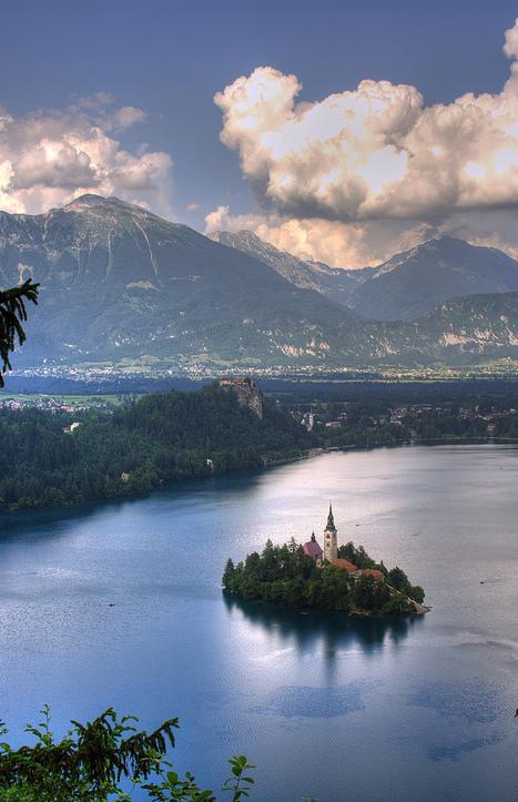 Bled Island – Slovenia's Fairy Tale Isle ~ Kuriositas | Unique Places | Scoop.it