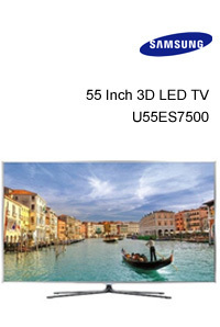 Win Samsung 55 Inch 3D LED TV U55ES7500 Raffle Rewards | Spend Your Points | Scoop.it
