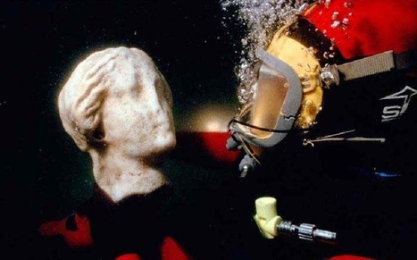Sunken Egyptian treasure gets European tour | The Archaeology News Network | Kiosque du monde : Afrique | Scoop.it