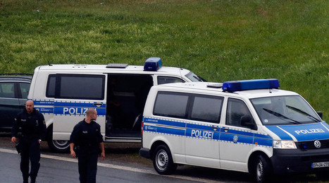 Berlin police kill known Islamic extremist after he stabbed officer in street | Saif al Islam | Scoop.it