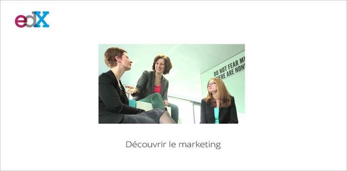MOOC Découvrir le marketing... A mettre dans votre caddie le 7 avril | MOOC Francophone | Scoop.it