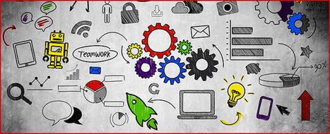 Colaboración, trabajo en equipo de docentes | Café puntocom Leche | Scoop.it