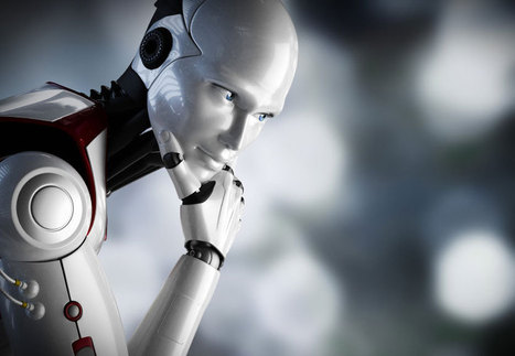 From disembodied bytes to robots that think and act like humans - Robohub | Human and Robot Interaction | Scoop.it