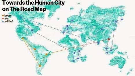 Viaje por un mundo urbano: Towards the human city | Adaptive Cities | Scoop.it