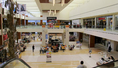 Not dead yet: The American shopping mall is changing, not going away | Haak's APHG | Scoop.it