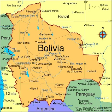 Bolivia: Maps, History, Geography, Government, Culture, Facts, Guide & Travel/Holidays/Cities — Infoplease.com   Bolivia, Savannah Brackett   Scoop.it