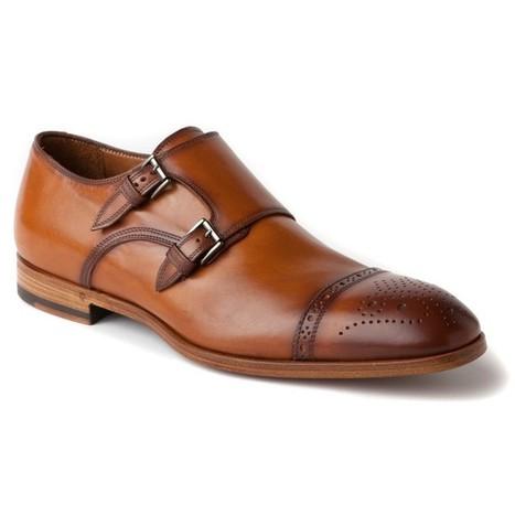 Antonio Maurizi monkey strap shoes | Le Marche & Fashion | Scoop.it