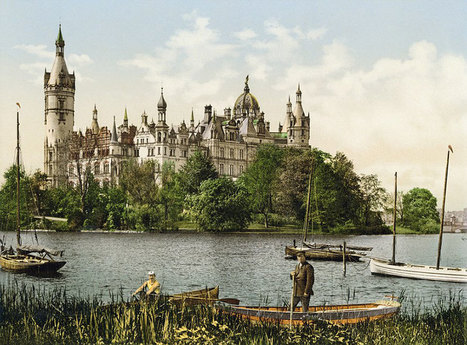 Rare Color Photos Reveal Germany In 1900 Before It Was Destroyed By Wars | Deutschland | Scoop.it