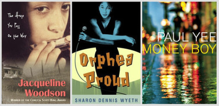YA Books About LGBT Characters of Color - Malinda Lo | Teen Reader's Advisory | Scoop.it