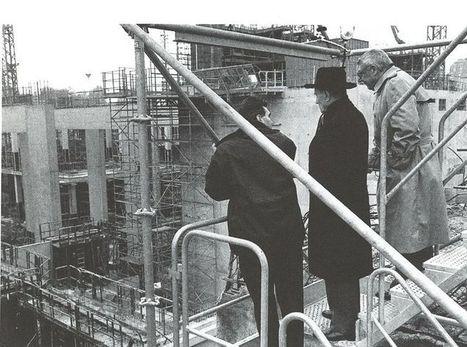 BNF, les racines d'une bibliothèque - Libération | architecture & design en bibliotheques | Scoop.it