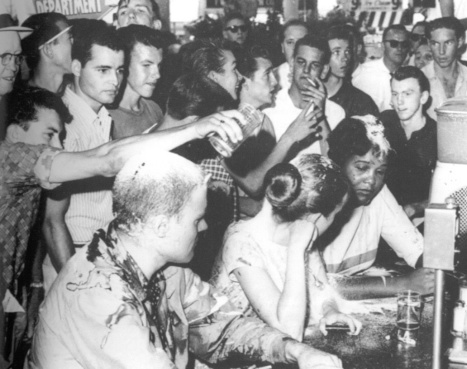 Sit Ins | Civil Rights movement in the United States | Scoop.it