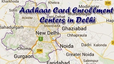 Aadhaar Card Enrollment Centers in Delhi | e-Aadhaar Card | Complete Entertainment Package Reality TV Shows, Gossips About Bollywood Celebrity, TV, Bigg Boss Reality Shows, Daily Soaps www.tv-duniya.blogspot.com | Scoop.it