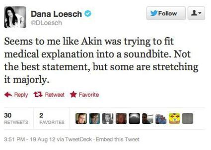 Breitbart Editor Dana Loesch Is (Of Course) Defending Akin On Rape Comment | Daily Crew | Scoop.it