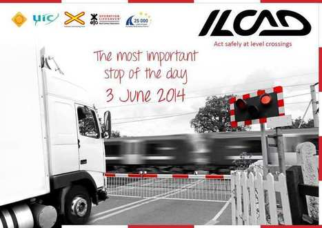 Worldwide: ILCAD planning well-advanced | lxinfo.org | ILCAD - Safety at level crossings | Scoop.it