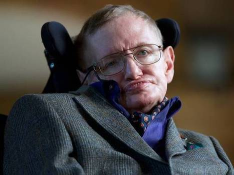 Stephen Hawking wants to play a James Bond baddie | Entertainment News | Scoop.it