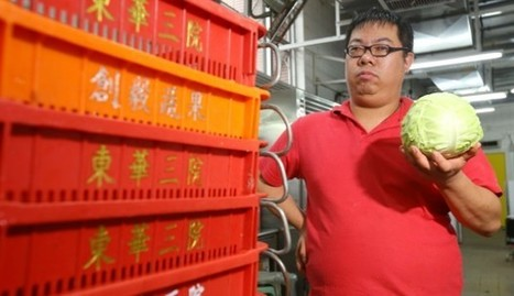 Autistic Hongkonger overcomes adversity to thrive in food processing social enterprise | Inclusive Business in Asia | Scoop.it