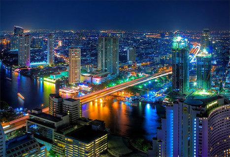 Les villes de la Thaïlande centrale. (Bangkok et environs) | Voyage Thaïlande-Voyage au pays des merveilles | Scoop.it