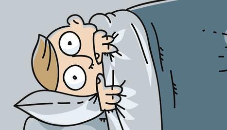 L'insomnie, un problème de câblage cérébral ? | DORMIR…le journal de l'insomnie | Scoop.it