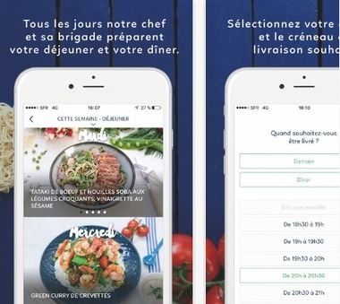 La cuisine « fait maison » en ligne et livré chez vous | web2Partner | Scoop.it