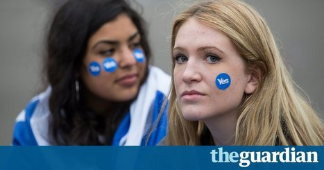 The Guardian view on a second Scottish referendum: Sturgeon has no choice but caution   Editorial   My Scotland   Scoop.it