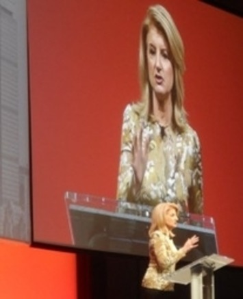 8 Life And Leadership Lessons From Arianna Huffington - Forbes | Coaching Leaders | Scoop.it