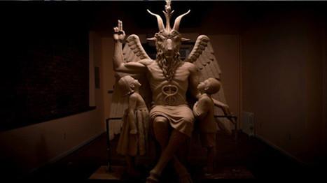 La ÉLITE ya no se corta y saca a luz sus ÍDOLOS y gustos pederastas - EE.UU.- Estatua de Satán genera protestas | La R-Evolución de ARMAK | Scoop.it