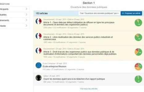 Axelle Lemaire: «Je m'engage à intégrer au projet de loi numérique les idées citoyennes convaincantes» | Clic France | Scoop.it