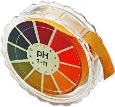 Escala de pH. Indicadores de pH. Plan de mejoramiento cuarto periodo   QUÍMICA   Scoop.it