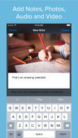 Edusight Notes for iOS: Standards Based Portfolio | Elementary Technology Education | Scoop.it