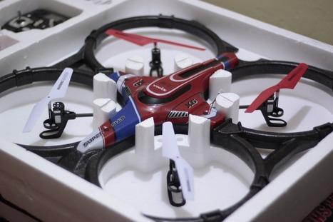 ¿Quieres comprar un dron pero no sabes en dónde? | PoderPDA | Educacion, ecologia y TIC | Scoop.it