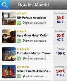 Las tres mejores aplicaciones para reservar un hotel | Tips&Tricks | Scoop.it