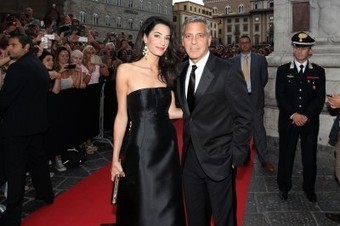 George Clooney wedding: the last of the eligible bachelors to marry Amal Alamuddin | InterestingBits | Scoop.it