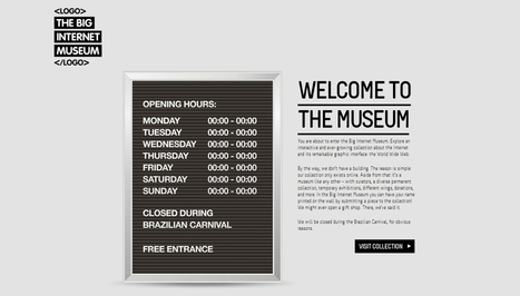 Do you know that the Internet has its own museum? | SFHSMarketing | Scoop.it