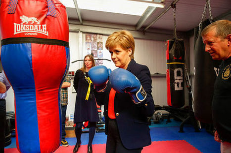 Fury as Nicola Sturgeon insists rivals have 'no right' to block independence vote rerun | My Scotland | Scoop.it