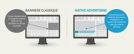 Publicité native:les Français likent ! | Etudes Marketing | Scoop.it