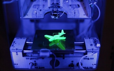 3D printing: the new, bottom-up industrial revolution - Telegraph | FabLab-Net-iKi | Scoop.it