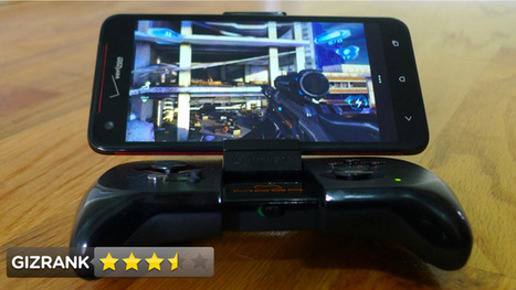 MOGA Controller Review: Android Gaming Just Got Way Better - Gizmodo UK | GamingShed | Scoop.it