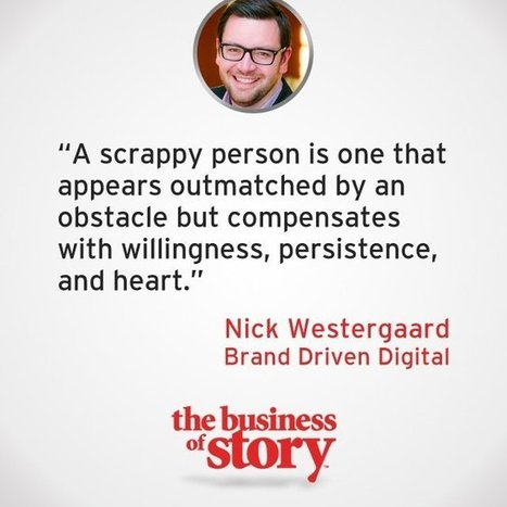 How to Use Story to Positively Position Your Professional Services Firm | Story and Narrative | Scoop.it