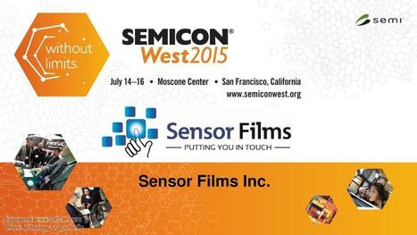 Flexible Electronic Manufacturing Equipment for Touch Sensors and Wearables | wesrch | Scoop.it