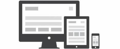 Nodevo - Pourquoi le responsive Design est incontournable ? - Bienvenue sur le blog de l'agence ! | QR code et sites Mobiles | Scoop.it