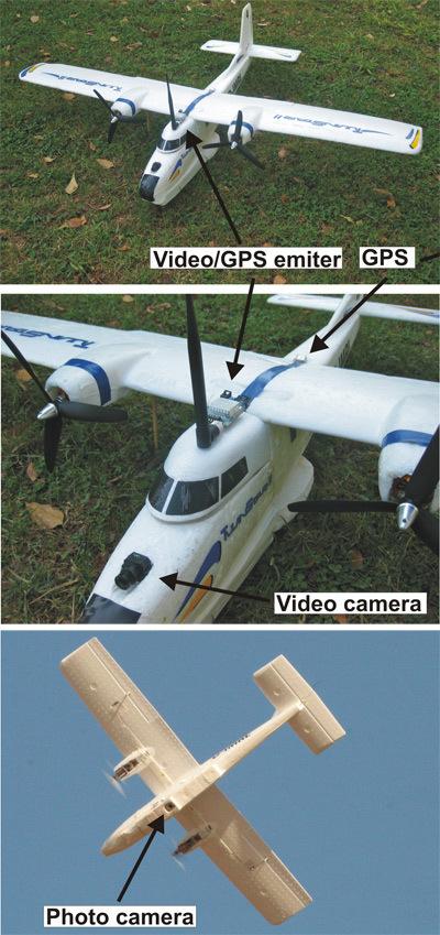 » Aerial Drone Counts Birds for Science | Heron | Scoop.it