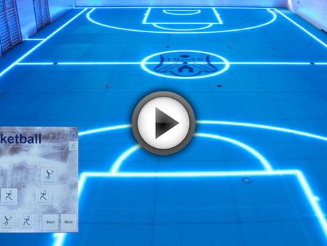 Découvrez la salle de sport phosphorescente inspirée du film Tron ! (vidéo) | Remembering tomorrow | Scoop.it
